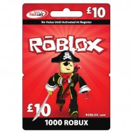 Roblox Gift Card - £10